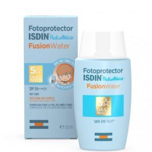 FOTOPROTECTOR ISDIN FUSIÓN WATER PEDIÁTRICO SPF 50+