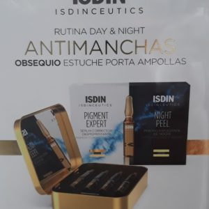 ISDINCEUTICS DAY & NIGHT ANTIMANCHAS 20 AMPOLLAS